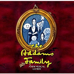 The Addams Family Musical ~ Spring Theater Production