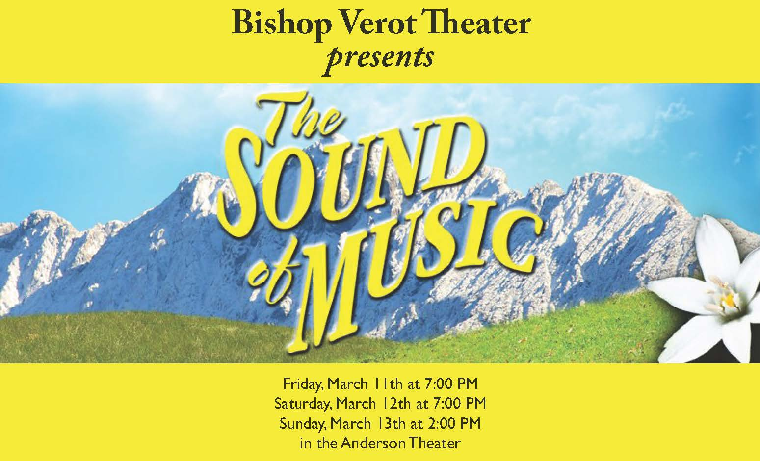 The Sound of Music - Spring Production