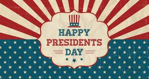 No Classes Today ~ President's Day