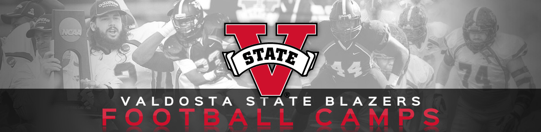 V Football - Valdosta State College Football Team Camp