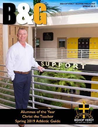 B&G Alumni Magazine ~ Spring 2019