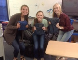 Students Donate Over 500 Pairs of Jeans for Charity