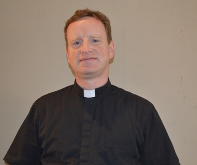 Introducing Fr. Murchadh O'Madagain