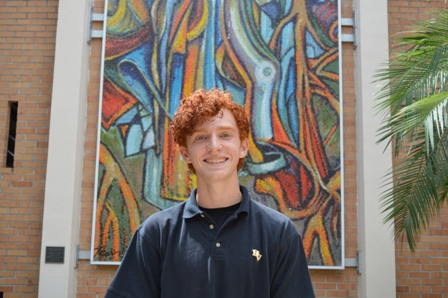 Verot Student Named National Merit Scholarship Semifinalist