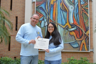 Two Students Receive Honors