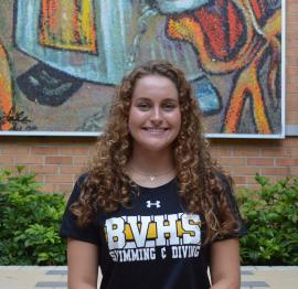 Senior Olivia Humpel Named National Merit Scholarship Program Semifinalist