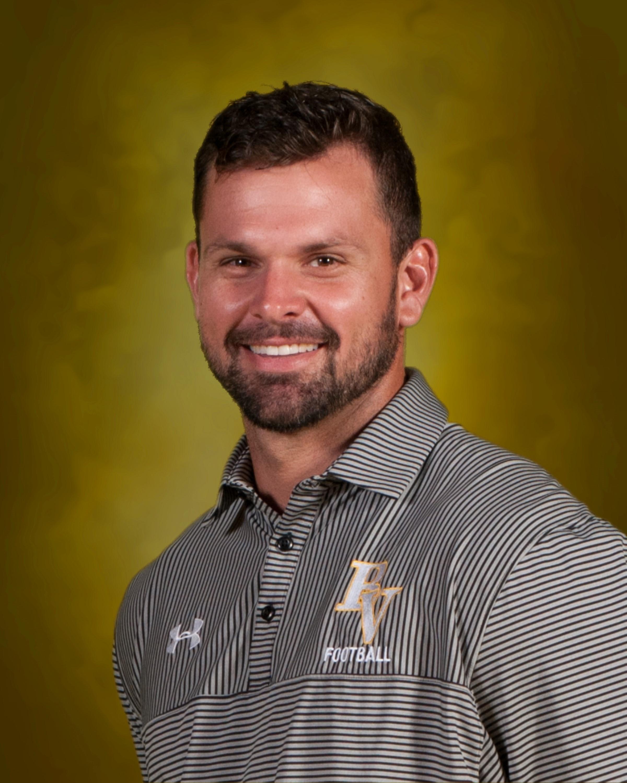 Josh Vogelbach Named Football Head Coach