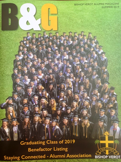 B&G Alumni Magazine ~ Summer Edition