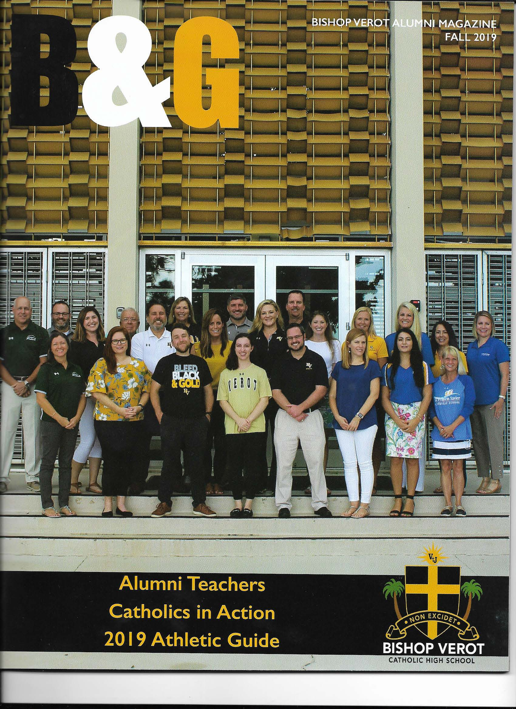 The B&G Alumni Magazine ~ Fall 2019