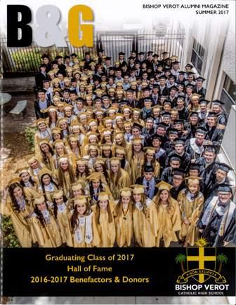 B&G Alumni Magazine Summer 2017