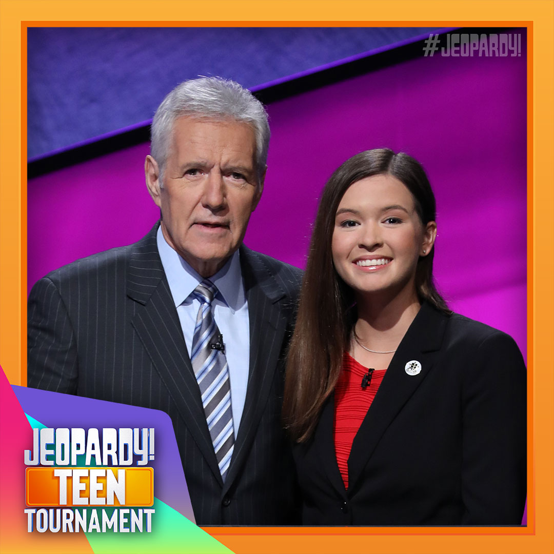 Jeopardy's Teen Tournament Viewing Party
