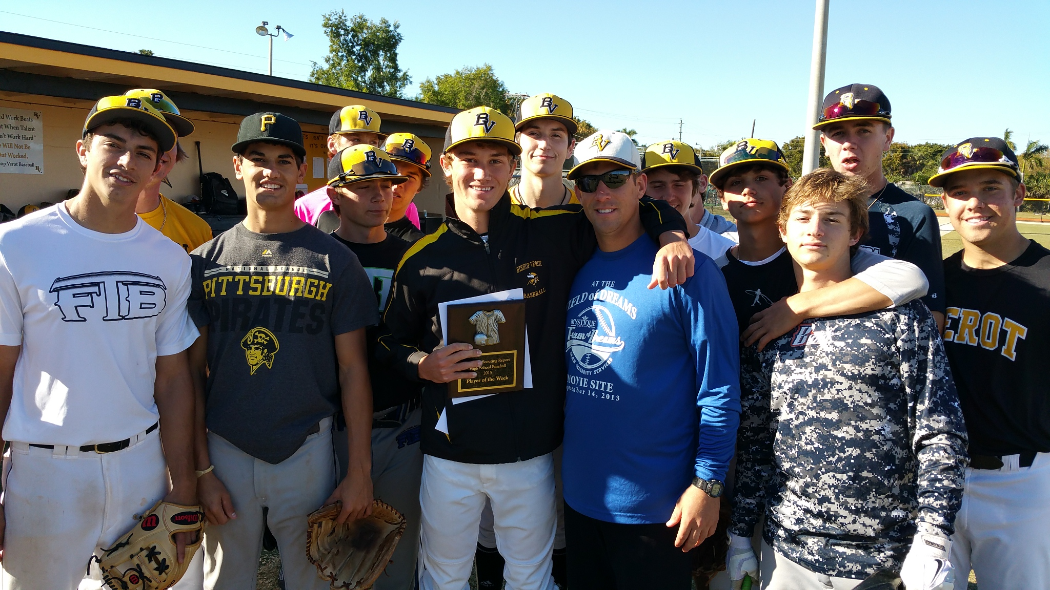 Pitcher of the Week Patrick Banick