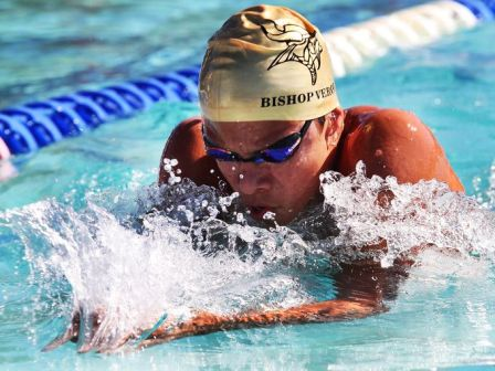 State Swim Champion