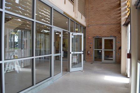 Through These Doors....