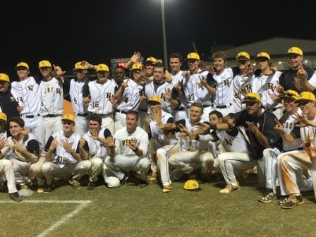 Bishop Verot's Baseball Headed to Final Four